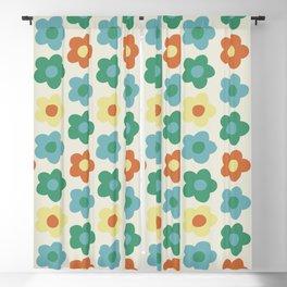 2001 floral Blackout Curtain