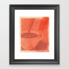 WakeUp! Framed Art Print