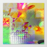holiday Canvas Prints featuring holiday by David Mark Lane