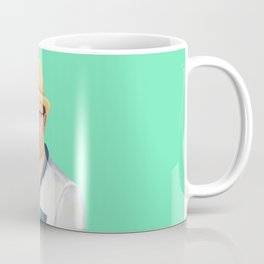 The Israeli Hipster leaders - Menachem Begin Coffee Mug