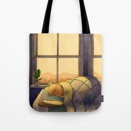 Nap Tote Bag