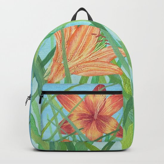 Lilly Garden Backpack