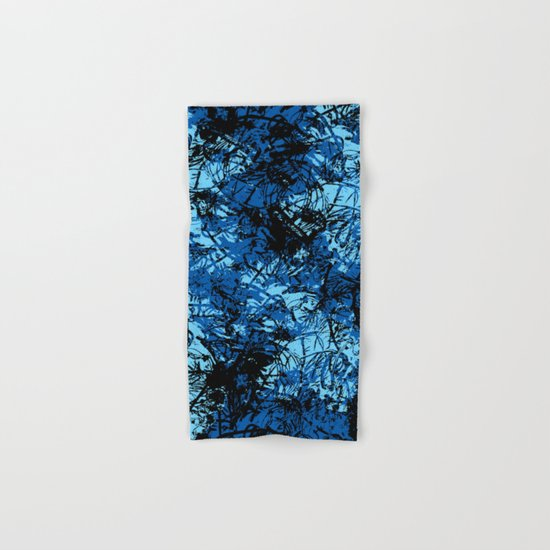 Abstract 7 Hand & Bath Towel
