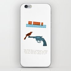 To Kill a mocking bird iPhone & iPod Skin
