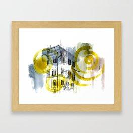 Hotel Duomo Framed Art Print