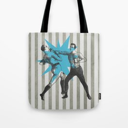 The Boxers Tote Bag