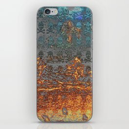 Dead Frost Skulls iPhone Skin