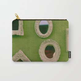 Vintage mirrors Carry-All Pouch