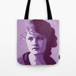Zelda Fitzgerald Tote Bag