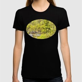 The Edge of the River T-shirt