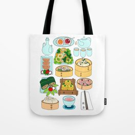 Dim Sum Lunch Tote Bag