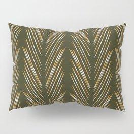 Wheat Grass Green Pillow Sham