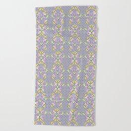 Irish Elk - Samhain Beach Towel