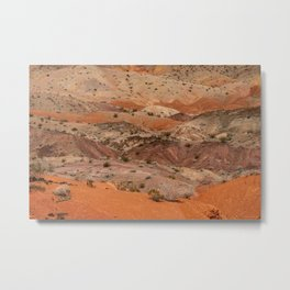 Neapolitan Landscape III Metal Print