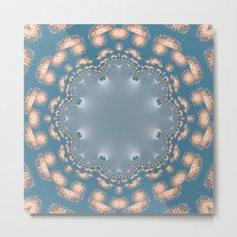 Some Other Mandala 412 Metal Print
