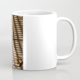 Sidewalk Shadows Coffee Mug