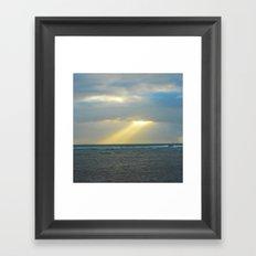 Oahu: Hope Framed Art Print