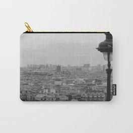 Paris City Scape Carry-All Pouch