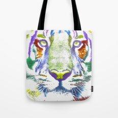 ROAR (tiger color version) Tote Bag