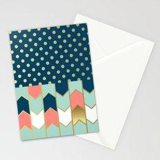 Preppy. Stationery Cards
