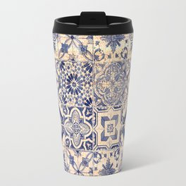 Ornamental pattern Travel Mug