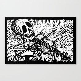 Squeak Canvas Print