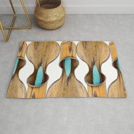 Bounding Aroids by Dustin Gimbel Rug