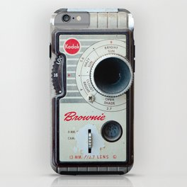 Brownie 8mm Movie Camera iPhone Case