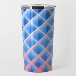 Deep Magic Grid 03 Travel Mug