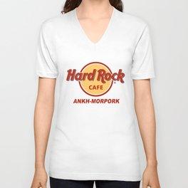 Hard Rock Cafe Ankh Unisex V-Neck