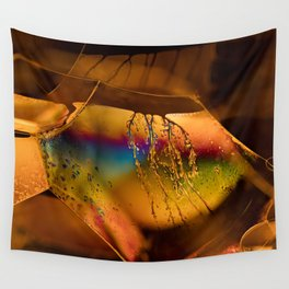 Opalescent Bubbles Wall Tapestry