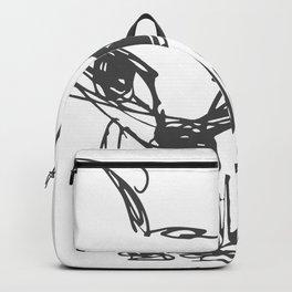 Fox Sketch Backpack