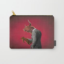 Bull Carry-All Pouch