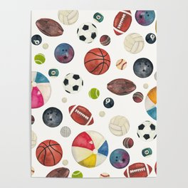 Sports fever Poster