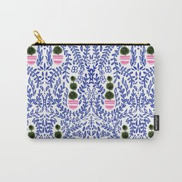 Southern Living - Chinoiserie Pattern Carry-All Pouch