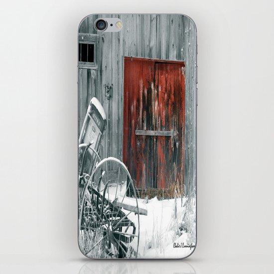 Barn Door iPhone & iPod Skin