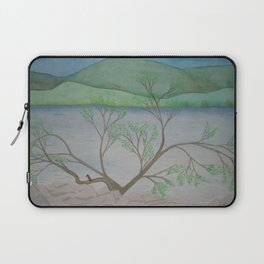 Banks of the Canal Laptop Sleeve