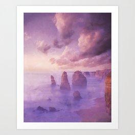 The Twelve Apostles, Australia Art Print