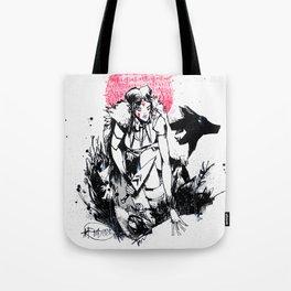 Mononoke Tote Bag