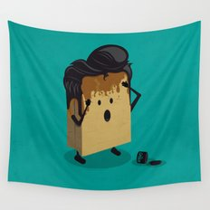Fashion Victim Wall Tapestry