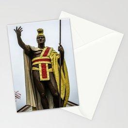 King Kamehameha Stationery Cards