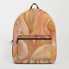 Angel of light, beautiful angel Backpack