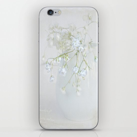 Baby's Breath iPhone & iPod Skin