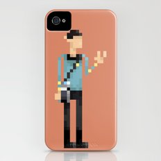 Live Long & Prosper iPhone (4, 4s) Slim Case