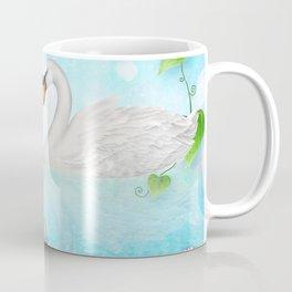 Heart of Swans #9 Coffee Mug
