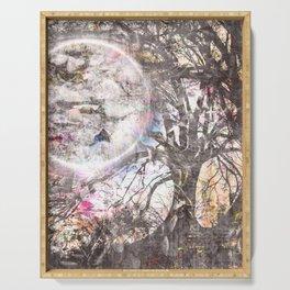 Haggard Moon Serving Tray