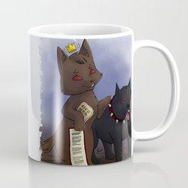 Supernaturwolf Crowley Coffee Mug