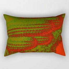 Cacti Abstract I Rectangular Pillow