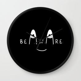 Be Aware Wall Clock