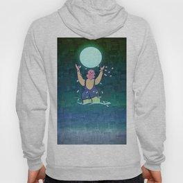 Bathing somewhere under the Moon Hoody
